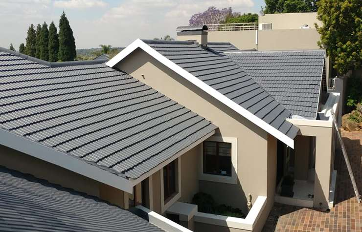 BK-Contractors Roof paint and waterproofing and damp proof