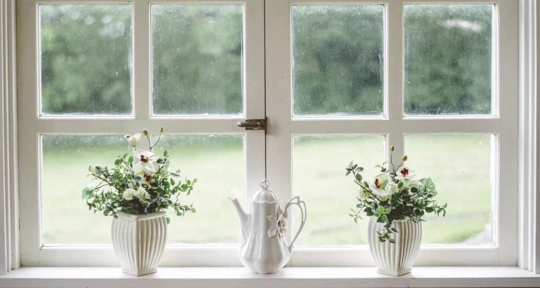 How do I paint Window frames?